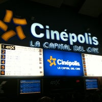 Photo taken at Cinépolis by Gerardo M. on 7/15/2011