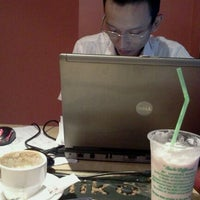 Photo taken at Miko coffee @ sarinah by dnay a. on 2/14/2012