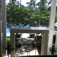 Photo taken at Sheraton Bandara Hotel by Tony S. on 2/7/2012