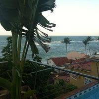 Photo taken at Pousada Ilha da Saudade by Giseli B. on 12/19/2011