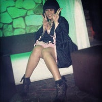 Photo taken at Piranha Nightclub by Alexandra S. on 10/30/2011