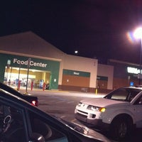 Photo taken at Walmart Supercenter by Morgan B. on 1/31/2012