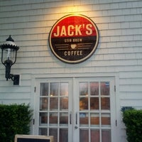 Photo taken at Jack's Coffee by Fred W. on 8/11/2012