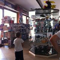 Photo taken at Gianni Modellismo by Miho on 8/7/2012