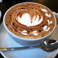 Photo taken at Guylian Chocolate Café by Eddie W. on 2/13/2012