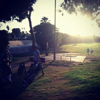 Photo taken at Newport Beach Golf Course by Bill J. on 8/2/2012
