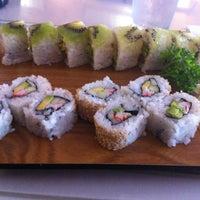 Photo taken at Fuji Sushi by Nicole on 8/24/2012