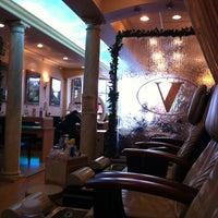 Photo taken at Venetian Nail Salon & Spa by Leah G. on 9/6/2011