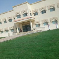 Photo taken at Taif University by Majjod on 2/29/2012