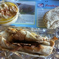 Photo taken at Zankou Chicken by RokPrincess on 2/16/2012