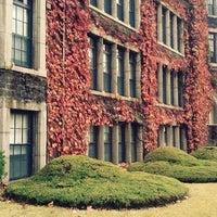 Photo taken at Yonsei University by xxx P. on 10/25/2011