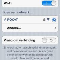 Photo taken at ROC van Twente by Alessandro P. on 1/10/2012