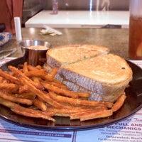 Photo taken at Market Street Grill by Kelsey E. on 11/18/2011