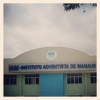 Photo taken at IAM - Instituto Adventista de Manaus by Bylly A. on 4/13/2012
