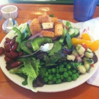 Photo taken at Sweet Tomatoes by Theresa W. on 8/24/2012