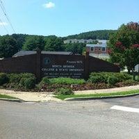 Photo taken at University of North Georgia by Lyla A. on 7/18/2011