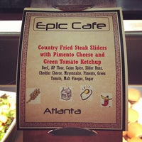 Photo taken at Epic Cafe by Andy K. on 8/15/2012