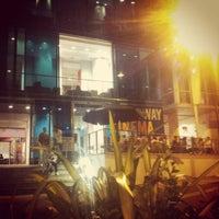 Photo taken at Edin's Deli Café by Sandro B. on 8/9/2012