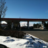 Photo taken at Petro-Canada by Justin M. on 12/26/2010