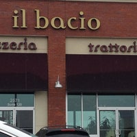 Photo taken at Il Bacio by Bradlee W. on 2/16/2012