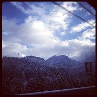 Photo taken at 山形蔵王PA (上り) by Ryusuke K. on 11/21/2011
