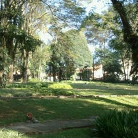 Photo taken at Cemitério da Paz by Li K. on 6/30/2012