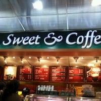 Photo taken at Sweet & Coffee by Jking J. on 11/17/2011