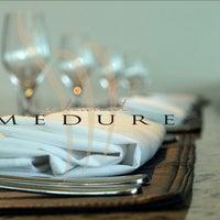 Photo taken at Restaurant Medure by Paleo Effect on 8/17/2011