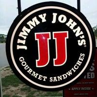 Photo taken at Jimmy John's by Zachary B. on 5/30/2012