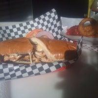 Photo taken at Superburger by Dan . on 6/14/2012