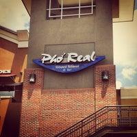 Photo taken at Pho Real Vietnamese Restaurant by Paul V. on 6/7/2012