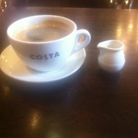 Photo taken at Costa Coffee by Kate on 6/3/2012