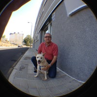Photo taken at Campito Calle El Pino by José María R. on 7/9/2012