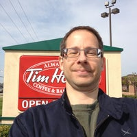 Photo taken at Tim Hortons by Peter G. on 4/20/2012