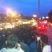 Photo taken at TransMilenio: Pepe Sierra by Cesar V. on 4/23/2012