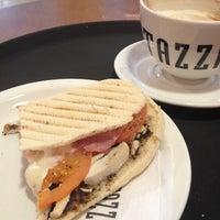 Photo taken at Caffè Ritazza by Steven R. on 6/25/2012