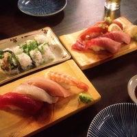 Photo taken at Maneki by Kate K. on 9/2/2012