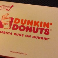 Photo taken at Dunkin' Donuts by Sander R. on 2/28/2012