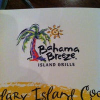 Photo taken at Bahama Breeze by Brian F. on 6/9/2012