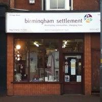 Photo taken at Birmingham Settlement by Iván F. on 2/19/2012