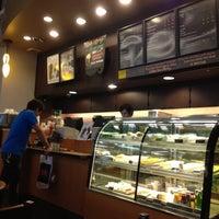 Photo taken at Starbucks by Arissara S. on 5/1/2012