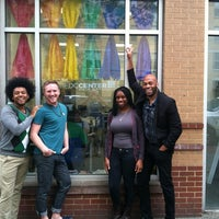 Photo taken at The DC Center for the LGBT Community by David M. on 4/18/2012