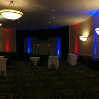 Photo taken at Radisson Hotel Harrisburg by Jason K. on 4/13/2012
