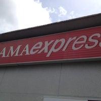 Photo taken at Gamaexpress by Edgard G. on 7/4/2012