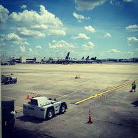 Photo taken at Concourse A by {Social}Kat on 9/1/2012