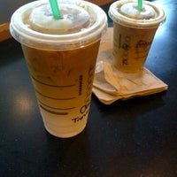 Photo taken at Starbucks by __TR3V on 8/22/2012