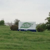 Photo taken at ActiTech by Sandra E. on 4/12/2012