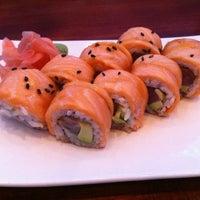 Photo taken at Sushi Katana by Nate M. on 12/21/2011
