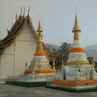 Photo taken at วัด จอมแจ้ง by Tep T. on 12/12/2011