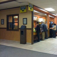 Photo taken at Runza by Trevor M. on 2/8/2011